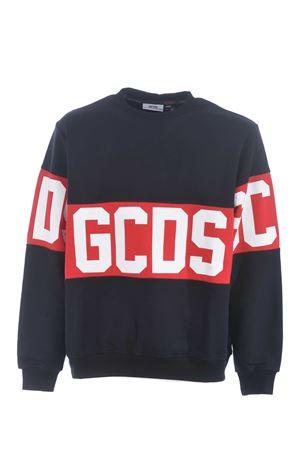 Felpa GCDS band logo GCDS | 10000005 | CC94M021012BLACK