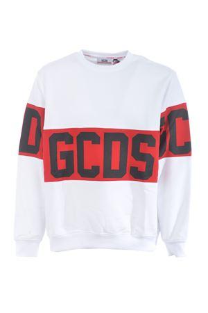 Felpa GCDS band logo GCDS | 10000005 | CC94M021012WHITE