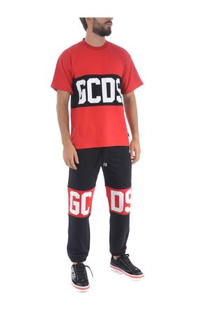 T-shirt GCDS band logo GCDS | 8 | CC94M021014RED