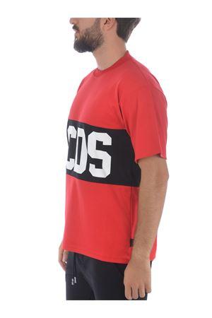GCDS band logo cotton T-shirt GCDS | 8 | CC94M021014RED