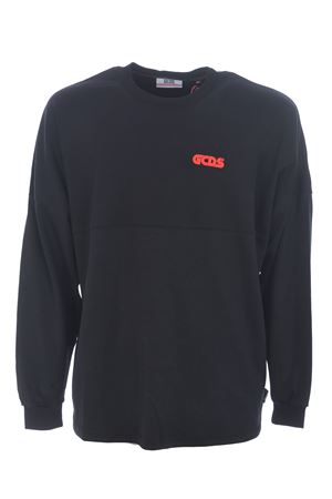 T-shirt GCDS round logo GCDS | 8 | CC94M021019BLACK
