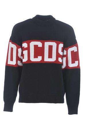 Maglione GCDS logo GCDS | 7 | CC94M021150BLACK
