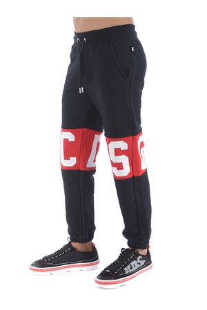 Pantaloni jogging GCDS band logo GCDS | 9 | CC94M031005BLACK