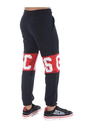 GCDS band logo cotton jogging pants GCDS | 9 | CC94M031005BLACK