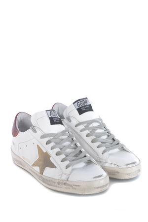 Sneakers uomo Golden Goose superstar GOLDEN GOOSE | 5032245 | GMF00101F365-10288