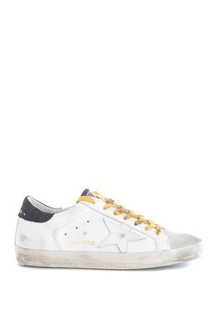 Sneakers uomo Golden Goose superstar GOLDEN GOOSE | 5032245 | GMF00101F615-10220