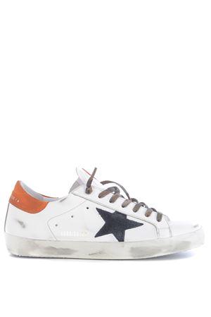Sneakers uomo Golden Goose superstar GOLDEN GOOSE | 5032245 | GMF00101F616-80505