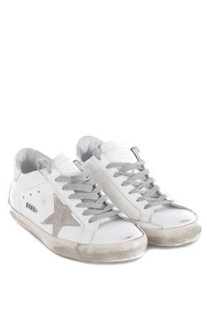 Sneakers uomo Golden Goose superstar GOLDEN GOOSE | 5032245 | GMF00102F317-10273