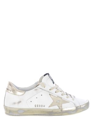 Sneakers donna Golden Goose superstar GOLDEN GOOSE | 5032245 | GWF00101F316-10272