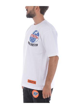 T-shirt Heron Preston reg ctnmb HERON PRESTON | 8 | HMAA019F20JER0010110