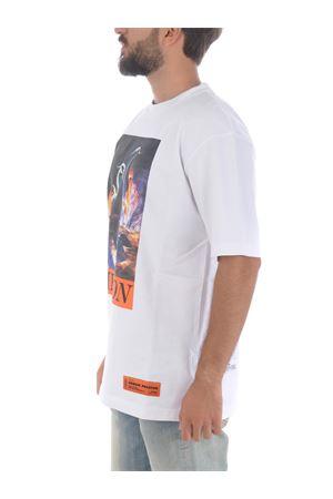 T-shirt Heron Preston os heron times HERON PRESTON | 8 | HMAA020F20JER0020120