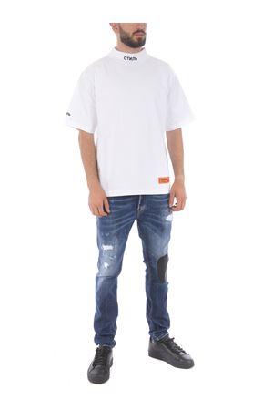 T-shirt Heron Preston turtleneck ctnmb HERON PRESTON | 8 | HMAA021F20JER0010110