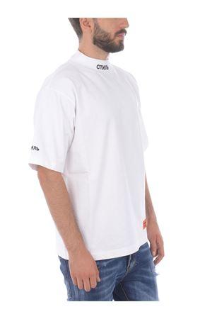 Heron Preston turtleneck ctnmb t-shirt in heavy cotton HERON PRESTON | 8 | HMAA021F20JER0010110