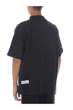 Heron Preston turtleneck ctnmb t-shirt in heavy cotton HERON PRESTON | 8 | HMAA021F20JER0011001
