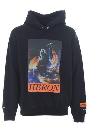 Felpa Heron Preston  heron times HERON PRESTON | 10000005 | HMBB011F20JER0021020