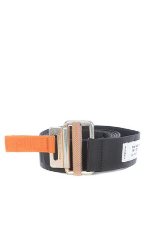 Cintura Heron Preston tape belt 4 cm HERON PRESTON | 22 | HMRB005F20MAT0011076