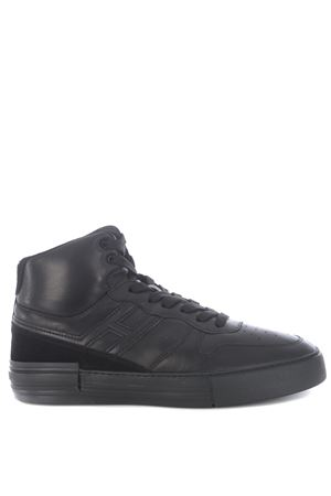 Sneakers Hogan Rebel Basket alto Hogan uomo HOGAN | 5032245 | GYM5260DJ40N1MB999