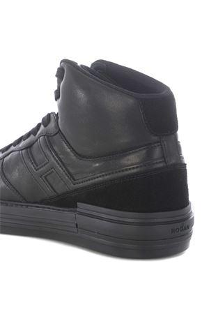 Sneakers Hogan Rebel Basket alto Hogan uomo HOGAN | 5032245 | GYM5260DJ40N1MB999