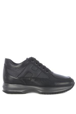 Hogan Interactive sneakers in leather HOGAN | 5032245 | HXM00N00E10O8PB999