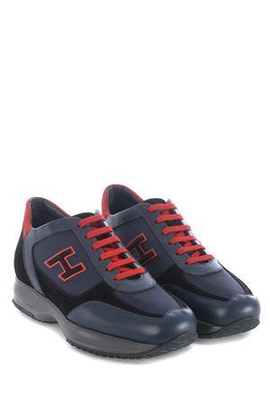 Sneakers uomo Hogan Interactive HOGAN | 5032245 | HXM00N0Q101O8M50BU