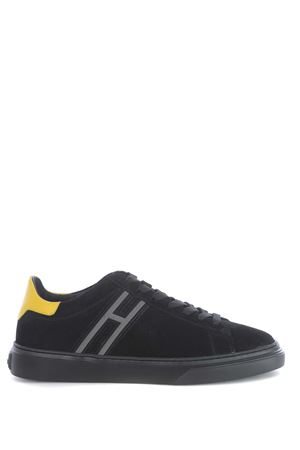 Hogan H365 sneakers in suede HOGAN | 5032245 | HXM3650J301P1W3F96
