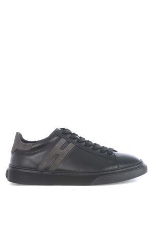 Hogan H365 sneakers in leather HOGAN | 5032245 | HXM3650J310IHV175E