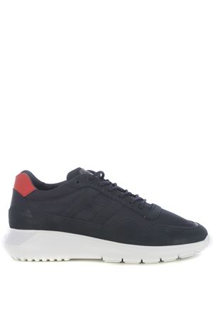 Hogan Interactive3 sneakers in leather and nylon HOGAN | 5032245 | HXM3710AJ15OCY619T