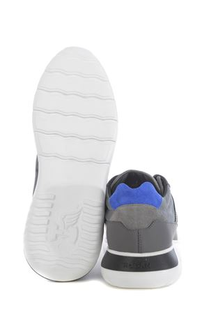 Hogan Interactive3 sneakers in leather and nylon HOGAN | 5032245 | HXM3710AJ15OCZ619Z