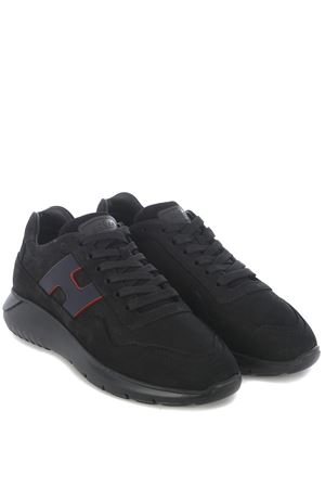 Hogan Interactive3 sneakers in suede HOGAN | 5032245 | HXM3710AM24OCN2968