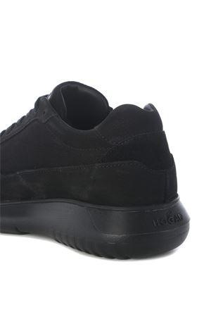 Hogan Interactive3 sneakers in suede HOGAN | 5032245 | HXM3710AM24OCN2968