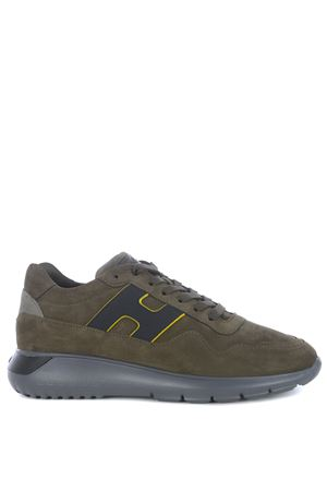 Hogan Interactive3 sneakers in nubuck HOGAN | 5032245 | HXM3710AM24OCN429A
