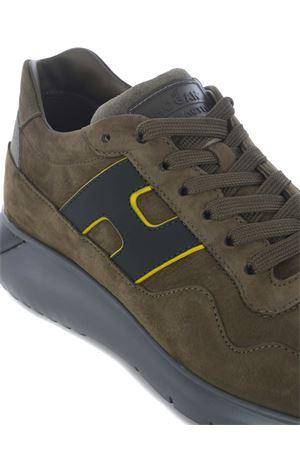 Hogan Interactive3 sneakers in nubuck HOGAN | 5032245 | HXM3710AM24OCN429A