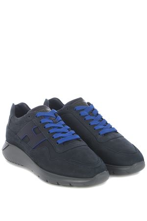 Hogan Interactive3 sneakers in nubuck HOGAN | 5032245 | HXM3710AM24OCN4460
