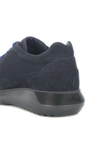 Hogan Interactive3 sneakers in nubuck HOGAN | 5032245 | HXM3710AM24OCN4460