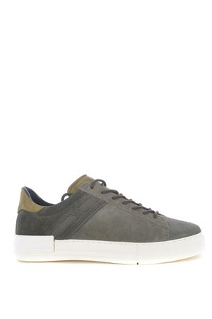 Hogan sneakers in suede HOGAN | 5032245 | HXM5260CW00LJM821Z