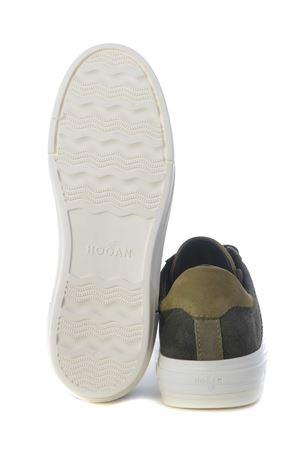 Hogan sneakers in suede HOGAN | 5032245 | HXM5260CW00LJM821Z