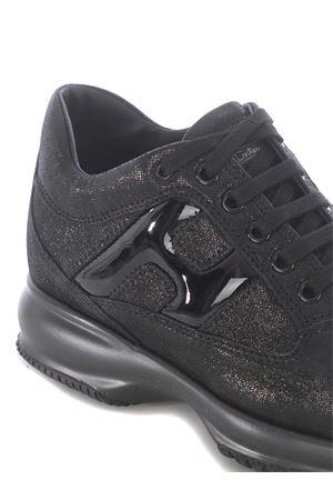 Sneakers donna Hogan Interactive in glitter HOGAN | 5032245 | HXW00N0S360N58B999