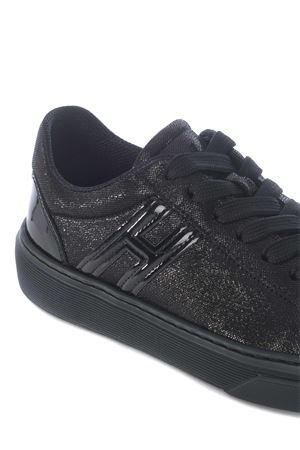 Sneakers Hogan H365 in pelle laminata HOGAN | 5032245 | HXW3650J971N58B999