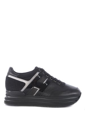 Sneakers donna Midi Platform H222 Hogan in pelle HOGAN | 5032245 | HXW4830CB80LVK019U