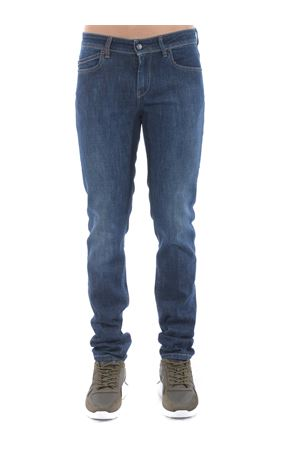 Hogan stretch cotton jeans HOGAN | 24 | KPM8241307LPACU820