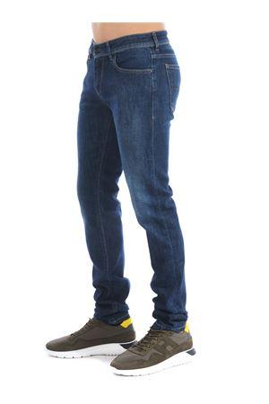 Hogan stretch cotton jeans HOGAN | 24 | KPM8241307LPACU820