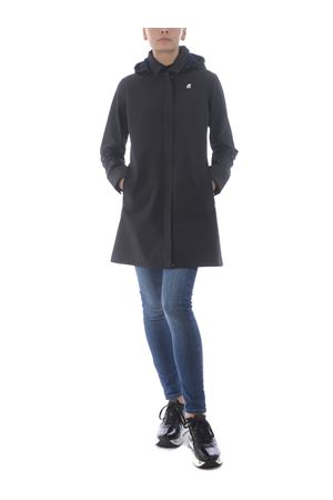K-Way Mathilde Bonded nylon coat K-WAY | 13 | K008KK0A1I