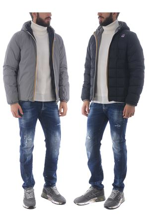 K-Way reversible jacket Jacques Thermo Plus.2 Double K-WAY | 13 | K111BEWA3I