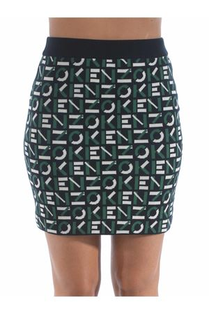Kenzo sport skirt in cotton and nylon blend KENZO | 15 | FA62JU5313SC56