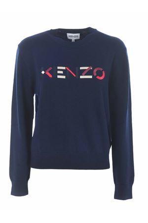 Maglioncino Kenzo logo KENZO | 7 | FA62PU5413LA76