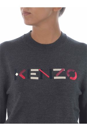 Kenzo logo wool sweater KENZO | 7 | FA62PU5413LA97