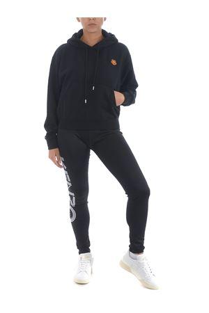 Kenzo boxy fit hoodie tiger cotton sweatshirt KENZO | 10000005 | FA62SW7774MD99