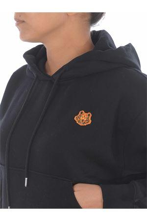 Felpa Kenzo boxy fit hoodie tiger KENZO | 10000005 | FA62SW7774MD99
