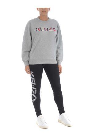 Kenzo logo cotton sweatshirt KENZO | 10000005 | FA62SW8204MO94