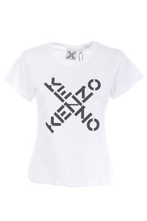 Kenzo cotton T-shirt KENZO | 8 | FA62TS7204SJ01